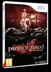 Project Zero 2: Wii Edition Undub pochette CUSTOM (SL2PUD)