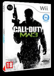 Call of Duty: Modern Warfare 3 pochette Wii (SM8P52)