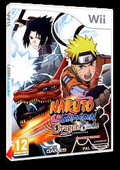 Naruto Shippuden :Dragon Blade Chronicles pochette Wii (SN4XGT)