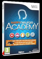 Happy Neuron Academy - Testez Votre Q.I. pochette Wii (SNUPJW)