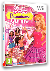 Barbie: Dreamhouse Party pochette Wii (SNZPVZ)
