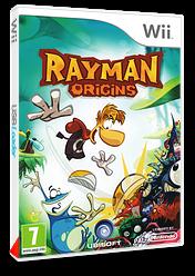 Rayman Origins pochette Wii (SOJP41)