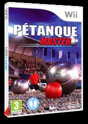 Pétanque Master pochette Wii (SP4PJW)