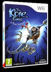 The Kore Gang:La Menace Intraterrestre pochette Wii (SP5PVV)