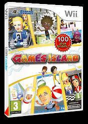 Games Island pochette Wii (SPIP18)