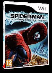 Spider-Man :Aux frontières du temps pochette Wii (SQMP52)