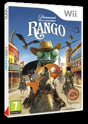 Rango pochette Wii (SRGP69)