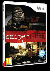 Sniper Elite pochette Wii (SSNPHY)