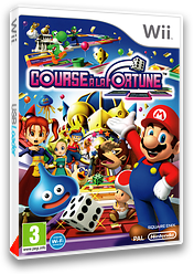 Course à la Fortune pochette Wii (ST7P01)