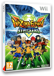 Inazuma Eleven Strikers pochette Wii (STQX01)