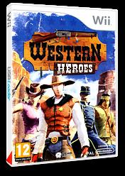 Western Heroes pochette Wii (SW7PNK)