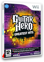 Guitar Hero : Greatest Hits pochette Wii (SXCP52)