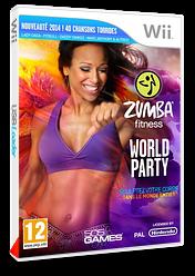 Zumba Fitness World Party pochette Wii (SZ3PGT)