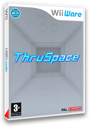 Thruspace pochette WiiWare (W3KP)