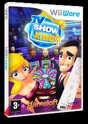 TV Show King pochette WiiWare (WB6P)
