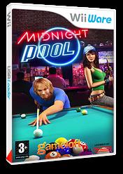 Midnight Pool pochette WiiWare (WB7P)