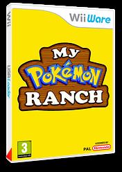 My Pokémon Ranch pochette WiiWare (WBMP)