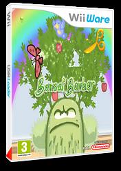 Bonsai Barber pochette WiiWare (WBNP)