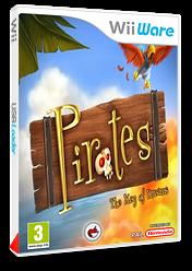 Pirates:The Key of Dreams pochette WiiWare (WBRP)