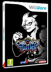 Chronos Twins DX pochette WiiWare (WC6P)