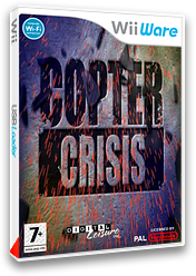 Copter Crisis pochette WiiWare (WCPP)