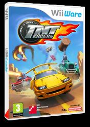TNT Racers pochette WiiWare (WENP)