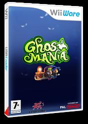 Ghost Mania pochette WiiWare (WGAP)