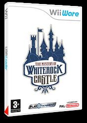 The Mystery of Whiterock Castle pochette WiiWare (WKIP)