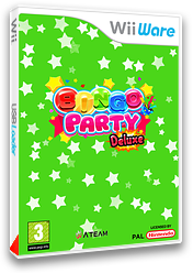 Bingo Party Deluxe pochette WiiWare (WLCP)