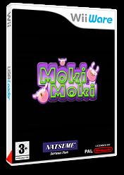 Moki Moki pochette WiiWare (WMOP)