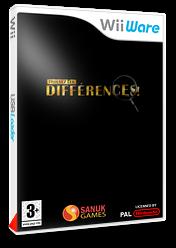 Trouvez les Differences! pochette WiiWare (WSJP)