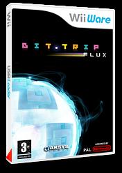 Bit.Trip Flux pochette WiiWare (WTFP)
