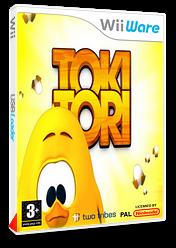 Toki Tori pochette WiiWare (WTTP)