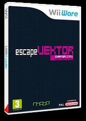 escapeVektor: Chapter 1 pochette WiiWare (WYIP)