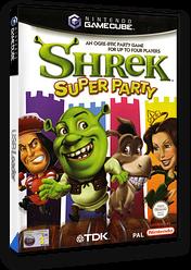 Shrek:Super Party GameCube cover (GSYP6S)