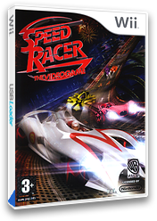Speed Racer Wii cover (R3PPWR)