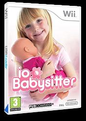 Io Babysitter Wii cover (R6APPU)
