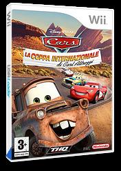Cars: La Coppa Internazionale di Carl Attrezzi Wii cover (RC2P78)