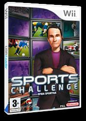 Sports Challenge: Sfida Sportiva Wii cover (RCKPGN)