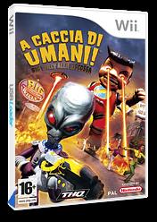 A Caccia Di Umani! Big Willy Alla Riscossa Wii cover (RDHP78)