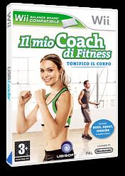 Il Mio Coach di Fitness: Tonifico il Corpo Wii cover (REKP41)