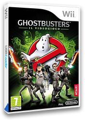 Ghostbusters: Il Videogioco Wii cover (RGQP70)