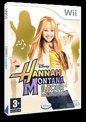 Hannah Montana 2: Il Tour Mondiale Wii cover (RHQY4Q)