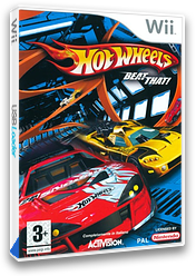 Hot Wheels: Beat That! Wii cover (RHWP52)