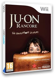 Ju-On Rancore Wii cover (RJOP99)