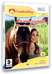 Cavallo & Pony: La mia scuderia Wii cover (RL2PFR)