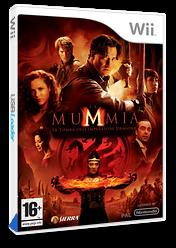 La Mummia: La Tomba Dell'Imperatore Dragone Wii cover (RM5P7D)