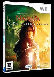 Le Cronache di Narnia: Il Principe Caspian Wii cover (RNNY4Q)