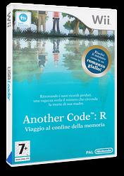 Another Code: R - Viaggio al confine della memoria Wii cover (RNOP01)