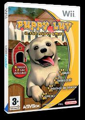 Puppy Luv: Il Tuo Nuovo Amico Wii cover (RPTP52)